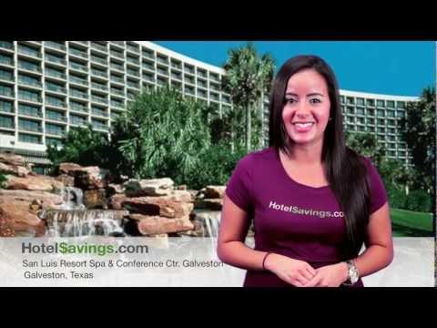San Luis Resort Spa, Galveston, TX