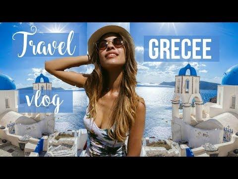 TRAVEL VLOG: GREECE | JENN MARTÍN