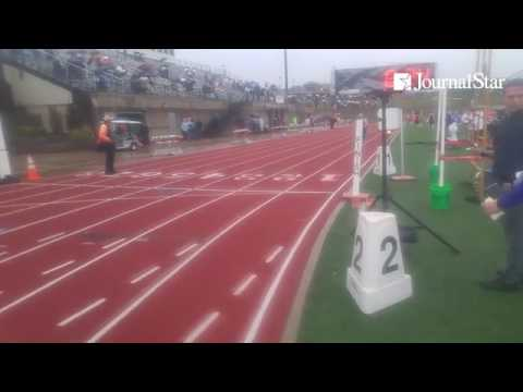 Video: Metamora wins 4x800 ahead of Olympia and Eureka claims the 4x100 at the JS Honor Roll Meet. #