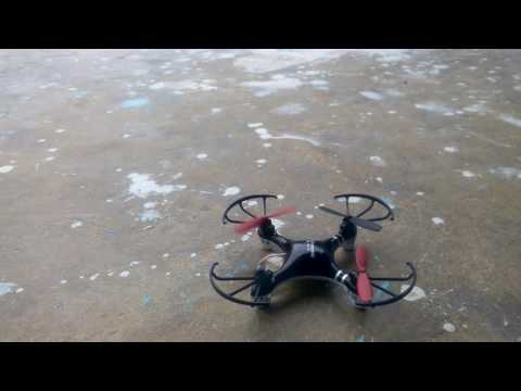 RC X-Drone Nano - Review and Flight  TN