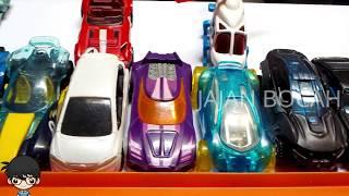 Mainan Mobil 65 Hot Wheels | Mobil Mobilan | Mainan Anak | Jajan Bocah