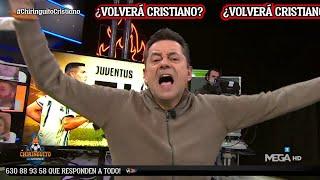 🤍 RONCERO SUEÑA con el regreso de CRISTIANO al Real MADRID