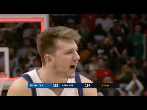 Luka Dončić FURIOUS After Not Being Involved In The Last Play Of The NOLA Game!