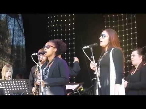 Garforth Jazz Rock Band @Chapel Allerton Festival 2015 023