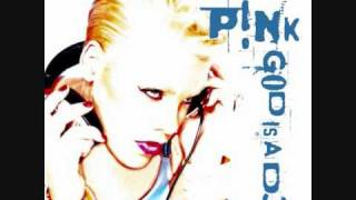P!nk - God Is A DJ (D-Bop Club Mix)