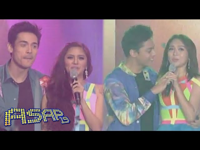 Kathniel, LizQuen, KimXi sing 'Picture Of You' on ASAP