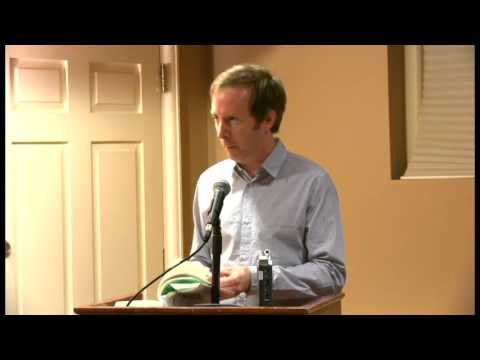 """Paul Murray launches """"The Mark and the Void"""""""