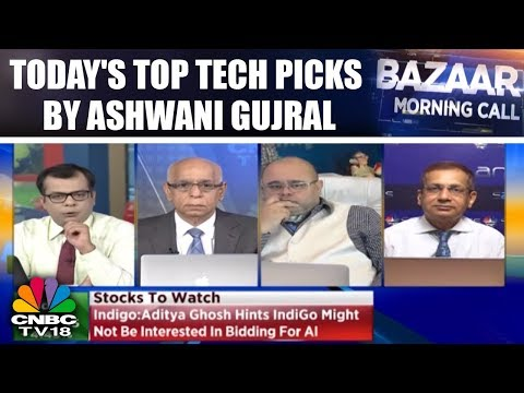 Today's Top Tech Picks by Ashwani Gujral | Bazaar Morning Call (Part 2) | CNBC TV18