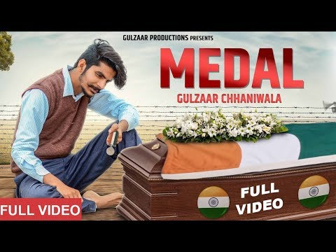 MEDAL - GULZAAR CHHANIWALA (Full Video) | New Haryanvi Songs 2019 | MUSIC SK | AGE RECORDS