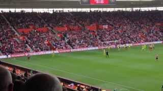 Video Gol Pertandingan Tottenham Hotspur vs Southampton