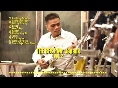 THE BEST Mr Jepank BAND VOLUME 2