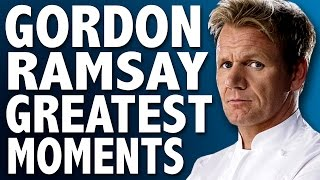 Gordon Ramsay Greatest Moments and Best Insults 2017
