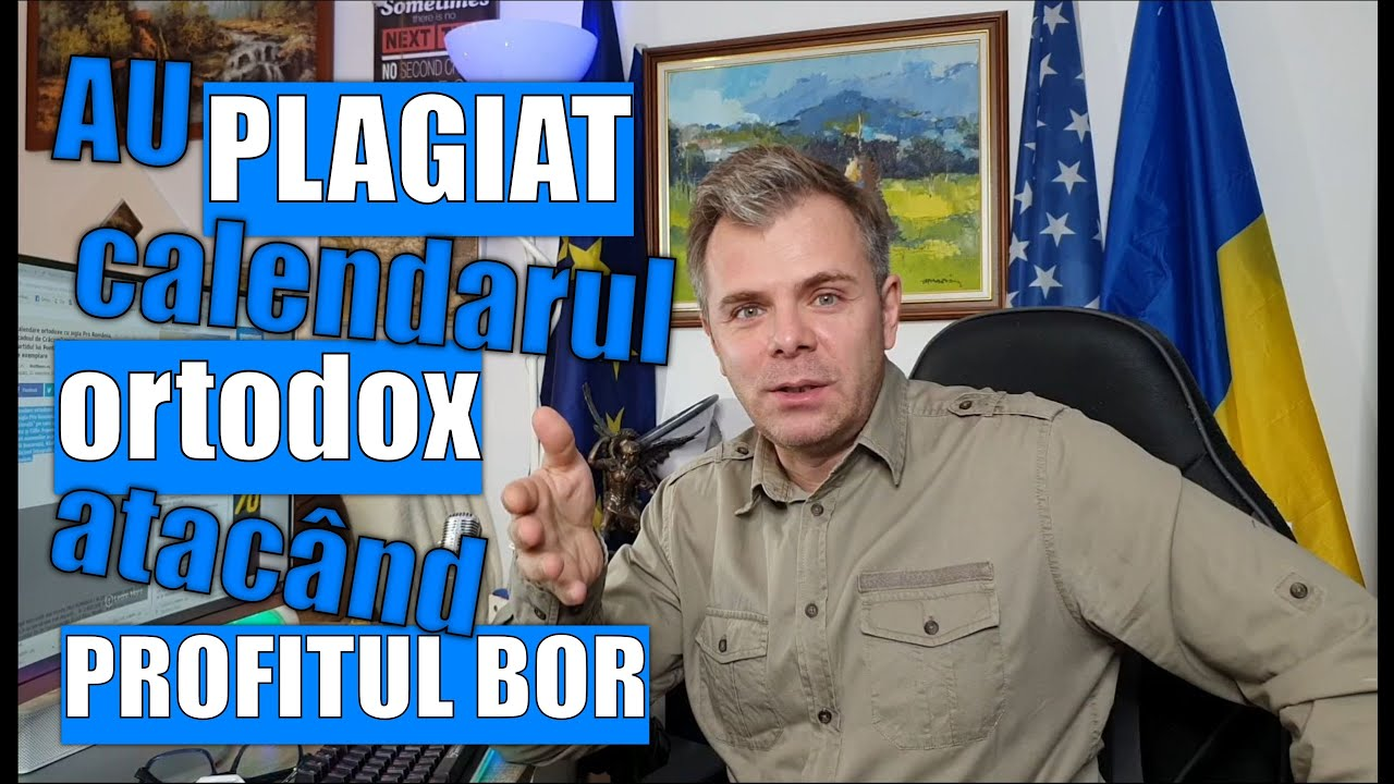 Ponta & Tăriceanu dau mită electorală calendare ortodoxe fake cu sigla ProRomânia. BOR s-a enerv