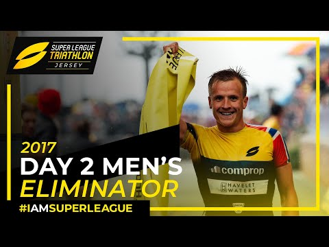 Super League Jersey: Men's Race Day 2 Eliminator (FULL)