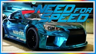 WILDCAT Vs. Nogla - Need For Speed Fun! - Nogla's Controller Fail, WILDCAT OP, And Intense Drifting!