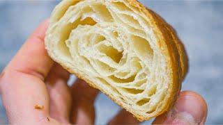 Croissants selber machen - Croissants Rezept  Recipe