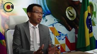 Valorização da Cultura Negra - Vanderlei Lourenço
