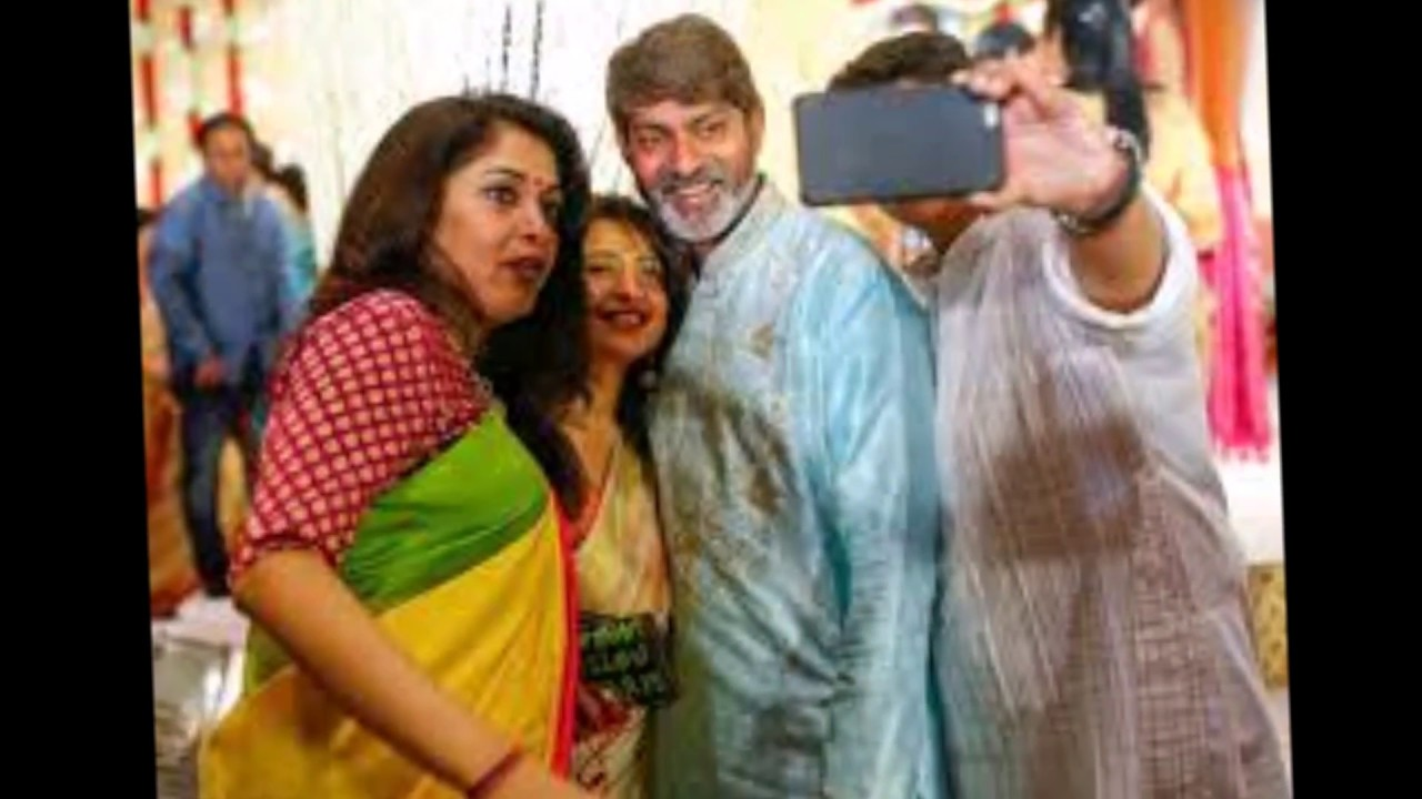 Actor Jagapathi babu Family Unseen Video - YouTube