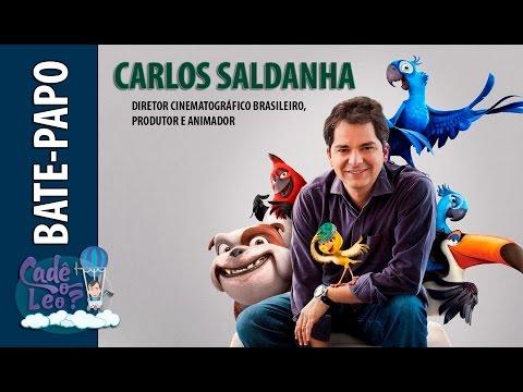 """CARLOS SALDANHA   Diretor fala de """"O TOURO FERDINANDO"""" e do novo """"A ERA DO GELO"""" – Cadê o Léo? Mp3"""