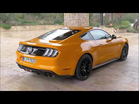 2020 Ford Mustang EcoBoost - Ultimate Driving Machine - Top Car 2019