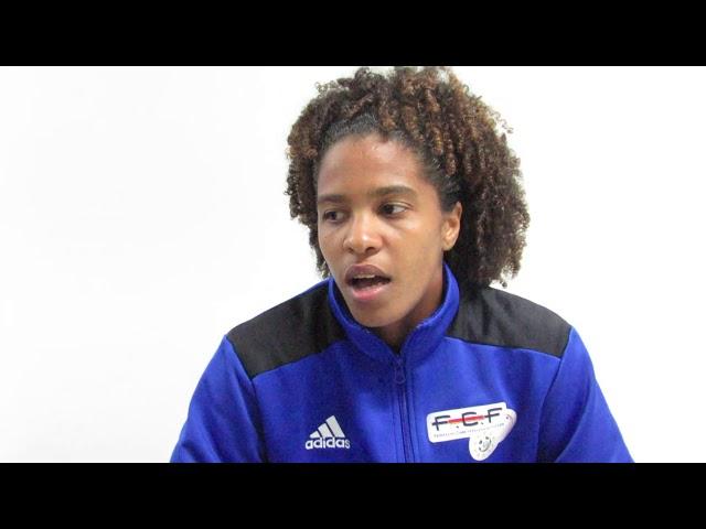 Jocilene Semedo, a Cabo-verdiana que deu a primeira vitória de Cabo Verde