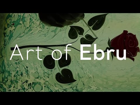 Turkey.Home - Art of Ebru