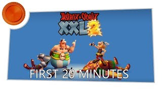 Asterix & Obelix XXL 2 - First 20 Mins - Xbox One