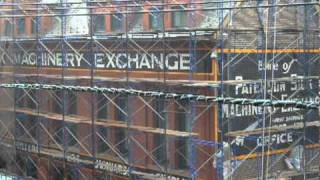 Case Study: Sign Painting and Restoration of Historic Building in Paterson, NJ