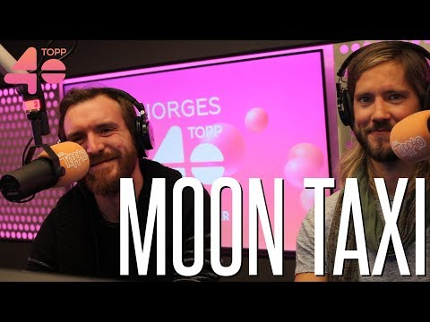 Moon Taxi interview with Norwegian Radio Topp 40