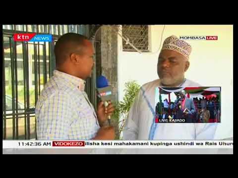Seneta wa Mombasa : Seneta mpya-Mohammed Faki