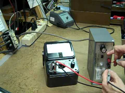 How To Make A Schematic Diagram Bell Systems Wiring Simpson 260 6p Multimeter Review - Youtube