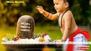🔥MahaDev - mera bhola hai bhandari kare nandi ki sawari status | Bholenath status