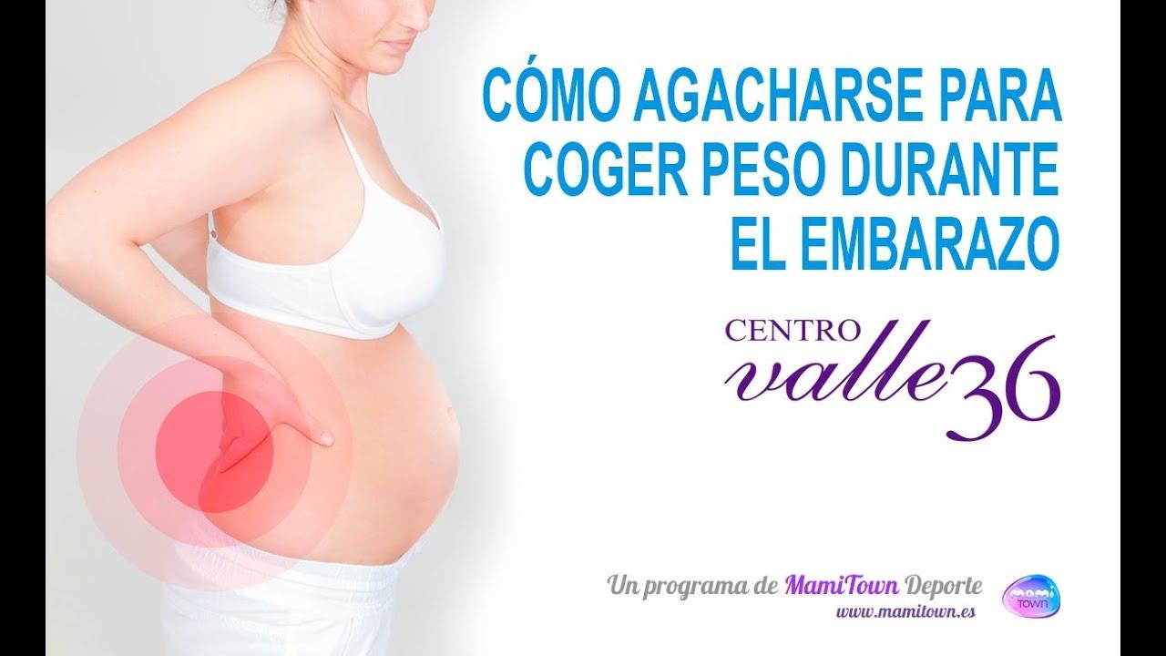 Tabla del peso ideal durante el embarazo - Etapa Infantil