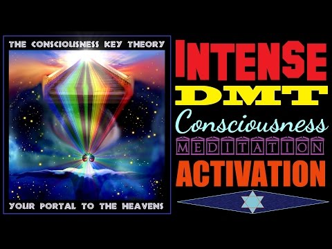 MOST INTENSE Pineal Gland -- DMT -- Consciousness ACTIVATER