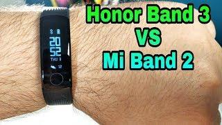 Honor Band 3 Melhor que Mi Band 2?? - Análise completa!