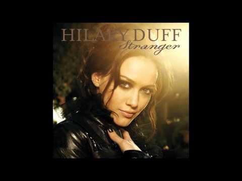 Hilary Duff - Stranger Karaoke / Instrumental with lyrics