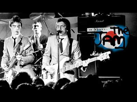In The City - The Jam - with lyrics
