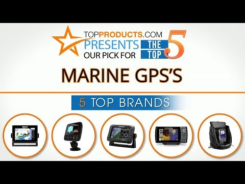 Best Marine GPS Reviews 2017 – How to Choose the Best Marine GPS