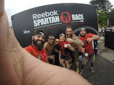 Jagunços Team em Spartan race Etapa Barueri São paulo 8/10/2017