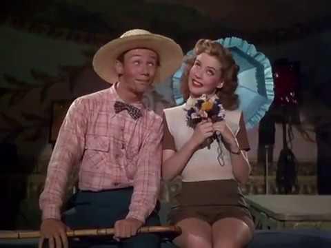 Kenny Bowers - Gloria De Haven - Pretty Baby - MGM - Broadway Rhythm - 1944