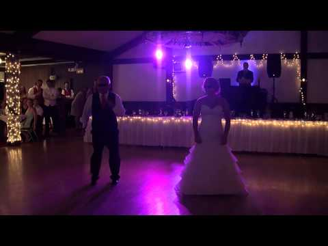 Best Surprise Father Daughter Dance
