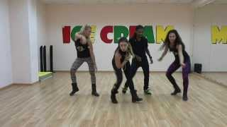 XPRESSIONZ FAMILY | ICE CREAM CREW | LIL'JAZZ | DANCEHALL ROUTINE | DJ HALAN - HUM RIDDIM Thumbnail