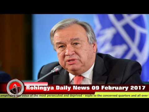 Rohingya Daily News 09 February 2017