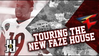 Check out my tour of the FaZe house for the first time, and finally...