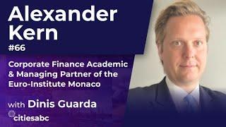 Alexander Kern, Shared Capitalism, Researcher, Euro-Institute Monaco, Startups, Sustainability