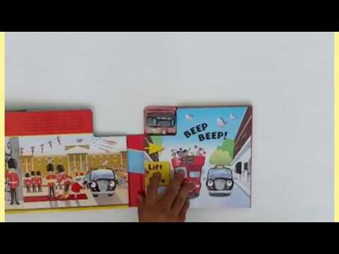 London book by Jolly Kids Books Thailand