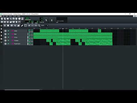 Holiday Road (Pokemon Emerald Soundfont) - PREVIEW