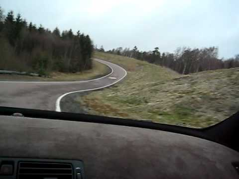 Co-Drive Robert Dahlgren - Volvo C30 Polestar - Au...
