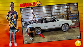 big-boot-jay-smacked-something-in-his-86-cutlass