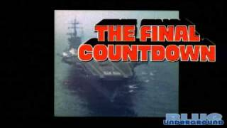 The Final Countdown - Movie Trailer - Blue Underground